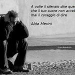 Il silenzio  di Eugenio Borgna